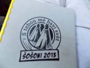 2013 Šošoni 841